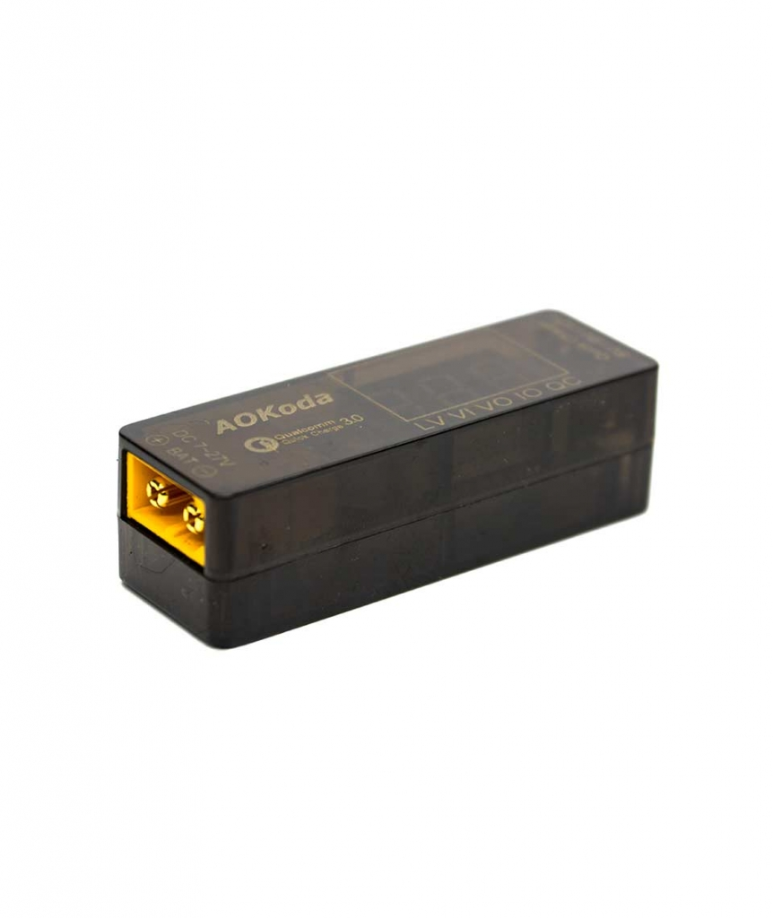 Tiras LED RGB 4 celdas 4S Para brazos Matek CDMX - FPV México